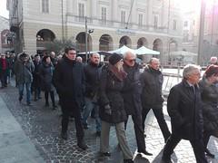 Casale Monferrato, 21/01/2017, 72° commemorazione della Banda Tom