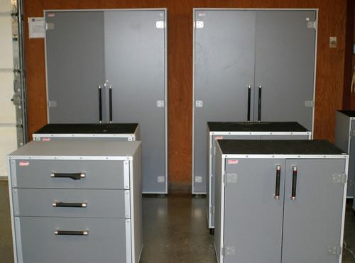 Coleman Garage Cabinet ($286.00 each)