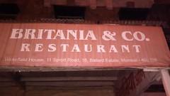 Famed Britannia & Co. Parsi restaurant, Mumbai (scotch egg) Tags: britanniaco parsi mumbai