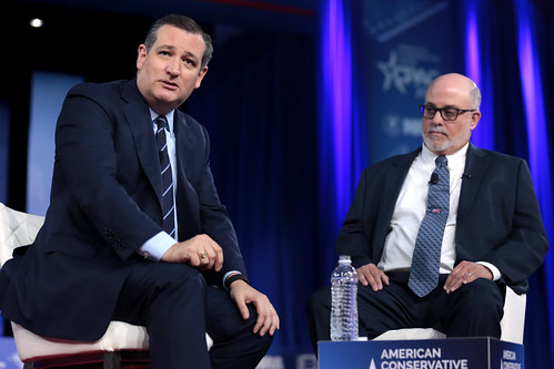Ted Cruz & Mark Levin