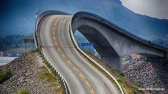 Storseisundbrua-001 (Lothar Heller) Tags: storeisundbrua norwegen norway norge norwegian nordland bridge brücke traffic verkehr elitegalleryaoi bestcapturesaoi aoi