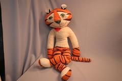 Kellogg's Tony Tiger Stuffed 1 (toyfun4u) Tags: kelloggs cereal