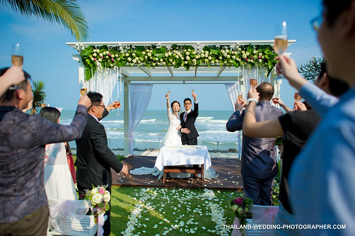Hua Hin Wedding Photographer - Aleenta Hua Hin Resort & Spa Thailand