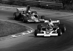 F5000 Mosport 1975 Andretti leads Redman (nwmacracing) Tags: mosport marioandretti brianredman f50001975