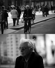 [La Mia Citt][Pedala] (Urca) Tags: blackandwhite bw bike bicycle italia milano bn ciclista biancoenero mir bicicletta 2015 pedalare dittico nikondigitale 76338