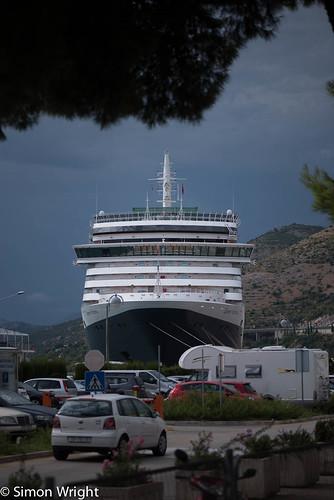 Cunard Queen Victoria ~ 7216