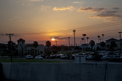 Otro atardecer Tejano. (LaMaru89) Tags: auto sunset sol atardecer photo muy texas dale d bad x click mala meh viajar tejano