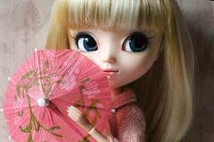 Wendy (satu's phantasmagoria) Tags: pink doll alice version romantic pullip wonderland