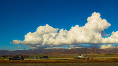 Thunderheads over Central California (Michael F. Nyiri) Tags: california clouds cloudscapes thunderheads cloudsstormssunsetssunrises