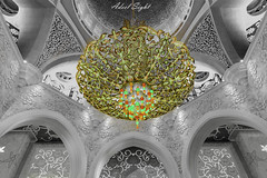 Sheikh Zayed Grand Mosque (Adeel's Photography !) Tags: colors mosque abu dhabi mosqu