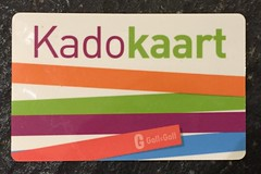 FF alc halen ;)  No more credit from the liqour store  (Albert-Jan Pool) Tags: giftcard gutschein gallgall cadeaubon kadokaart