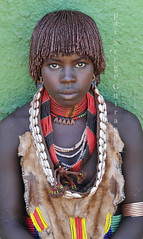Hamer (guiraud_serge) Tags: tribe hamer tribu ethiopie valléedelomo sergeguiraud jabiruprod