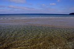 Water flow  - Wasserwege (bernd_behr) Tags: beach strand germany deutschland rgen binz