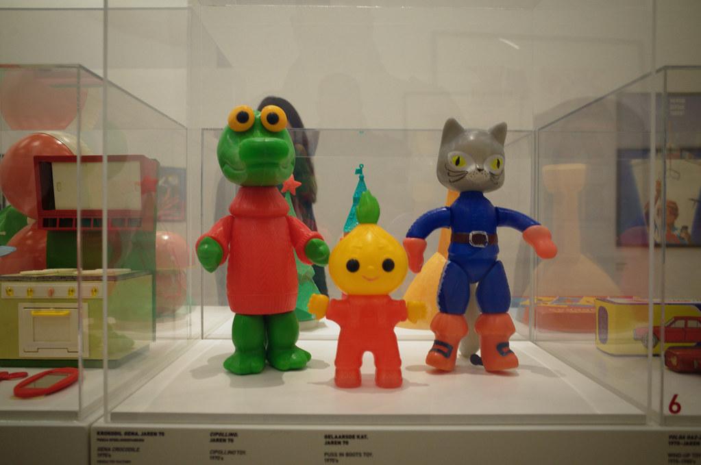 Soviet-era toys at Kunsthal Rotterdam