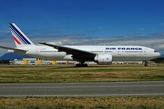 F-GSPQ (Air France) (Steelhead 2010) Tags: boeing yvr airfrance freg b777 b777200er fgspq