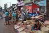 India - Odisha - Bhubaneswar - Streetlife - Basket Market - 2