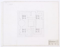Plan (rampe) Pavillon du Qubec- P193,S1 (Bibliothque et Archives nationales du Qubec) Tags: expo des qubec terre 67 hommes pavillon