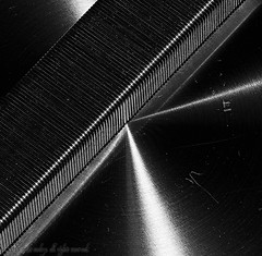 _49A1808 (mikeconley) Tags: usa abstract macro metal vermont steel middlebury staples staple