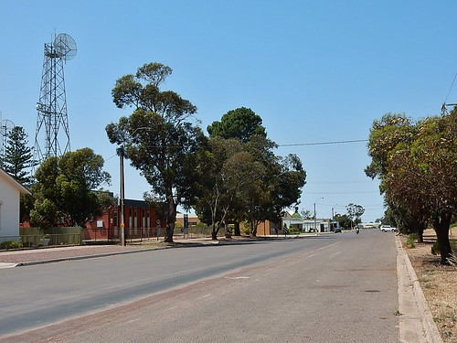 Typically Wide Country Street