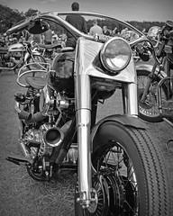 74 Knuck... (Harleynik Rides Again.) Tags: bw harleydavidson motorcycle 1200 biker fl hd 74 knucklehead nikondf harleynikridesagain