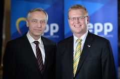 EPP Summit, December 2015 (More pictures and videos: connect@epp.eu) Tags: brussels party people prime european republic czech jan deputy summit slovakia epp minister pavel 2015 figel euco belobradek