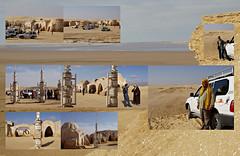 Tunisia 13 (Eloy Rodrguez (+ 4.400.000 views)) Tags: film starwars arte desert tunisia harrisonford cine location arena camel princessleia carriefisher desierto georgelucas douz anthonydaniels petermayhew davidprowse kennybaker airelibre tunez tozeur camellos petercushing galacticempire lukeshome sptimoarte starwarssaga alecguinnes qibili eloyrodriguez chottelcherid potd:country=es starwarsfilminglocations douzlapuertadeldesierto