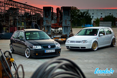 "MK4 & Polo 6N2 • <a style=""font-size:0.8em;"" href=""http://www.flickr.com/photos/54523206@N03/23250349081/"" target=""_blank"">View on Flickr</a>"
