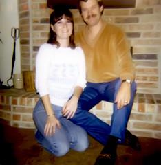 Jackie Boswell and Gary Edwards - January 1981 (ataribravo1) Tags: dallas jackie texas jan tx january 1981 gary edwards boswell