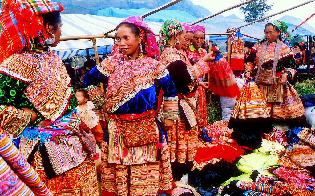 sản phẩm dệt truyền thống