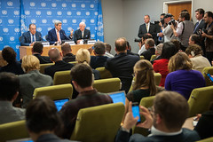 Secretary Kerry Delivers Remarks on Syria at a Press Conference (U.S. Department of State) Tags: newyorkcity russia un unitednations syria johnkerry sergeylavrov unsc staffandemistura