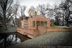 Pumphouse, Laapersveld Hilversum