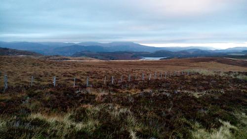 Randonnée dans les Highlands, Écosse