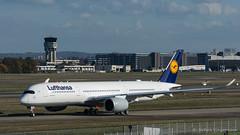 A350 Lufthansa msn 074 F-WZNC // D-AIXA (Mav'31) Tags: 120400mm airliner airplane airport aéroport blagnac d7200 jéromevinçonneau lfbo mav31 nikon plane sigma spotter spotting tls takeoff toulouse xwb aircraft avion first a350941 for lufthansa a350900 a350 airbus msn 074 fwznc daixa
