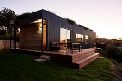 Модульный дом на утесе от Archiblox