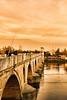Fishing (besikt_asli) Tags: selimiye meriç edirne köprü bridge hdr edit river sky bridgestone mimarsinan architect turkey canon canonphotography