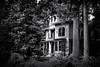 House of Austin Dickinson, Emily's brother (Randy Durrum) Tags: austin dickinson emily house amherst massachusetts durrum s6 black white samsung