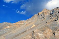 Yunam Valley (Niall Corbet) Tags: india himalaya himalayas ladakh manalitoley mountain desert scree sarchu