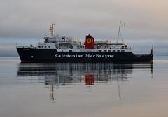 MV Isle of Arran departing Brodick (Russardo) Tags: isle arran clyde scotland mv calmac cal mac caledonian macbrayne