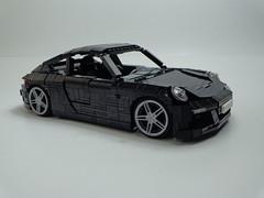 Porsche 911 Carrera (Senator Chinchilla) Tags: lego porsche 911 carrera