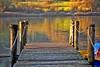 il pontile (Riboli Alessandro) Tags: pontile lago endine san felice lake tramonto acqua water wood nikon tamron 200mm 28 zoom tele riflesso reflex d700