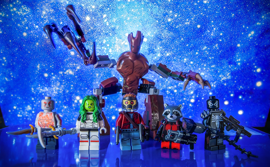 Drax The Destroyer Vs Venom: The World's Most Recently Posted Photos Of Lego And Venom