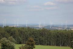 Windkrafträder Hof (magicdeu1) Tags: windkrafträder windkraft hof landschaft