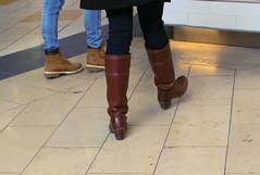 2016-01-07 (21) boots at Annapolis Mall (JLeeFleenor) Tags: photos photography md maryland mall girls woman femme frau vrouw donna lamujer dona امرأة жена 女子 žena kvinde nainen γυναίκα האישה nő औरत wanita 女性 여자 kvinne زن kobieta mulher женщина kvinna หญิง kadın жінка ngườiphụnữ boots shoes footwear footgear kneehigh