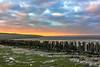 Moddergat Sunset (Gerald Schuring) Tags: moddergat hdr wad waddenzee friesland geraldschuring gerald schuring kust waddenkust