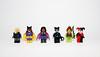Birds Of Prey and Gotham Sirens (Kaiju Dan) Tags: batman catwoman huntress poisonivy batgirl blackcanary gothamsirens birdsofprey dc dccomics legodc dcsuperheroes