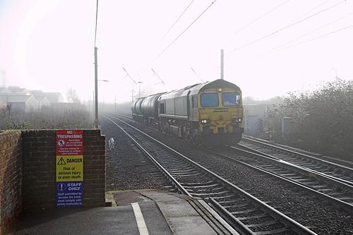 66510 at Stowmarket