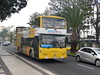 Yellow bus 161 (Coco the Jerzee Busman) Tags: madeira bus coach funchal portugal europe