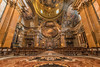 Chiesa del Santissimo Nome di Gesù all'Argentina - #2 (CONTROTONO) Tags: awesome arch art architecture beautiful brass bubble building bulge longexposure ceiling controtono church cathedral temple interior altar organ drama exploration fresco gallery hall location marble mosaic paint painting palace perspective room school show stained stone stucco supershot texture tourist travel view wallpainting wideangle column construction angel antiquedoor