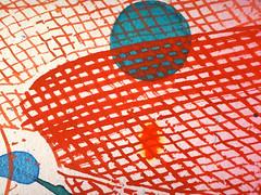 DSC0966904 (scott_waterman) Tags: ink watercolor gouache lotus lotusflower scottwaterman painting paper detail