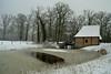 Noordmolen Twickel (l-vandervegt) Tags: 2015 nikon d3200 nederland netherlands holland niederlande overijssel twente delden twickel noordmolen winter sneeuw snow mill molen